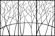 Tree Screen A