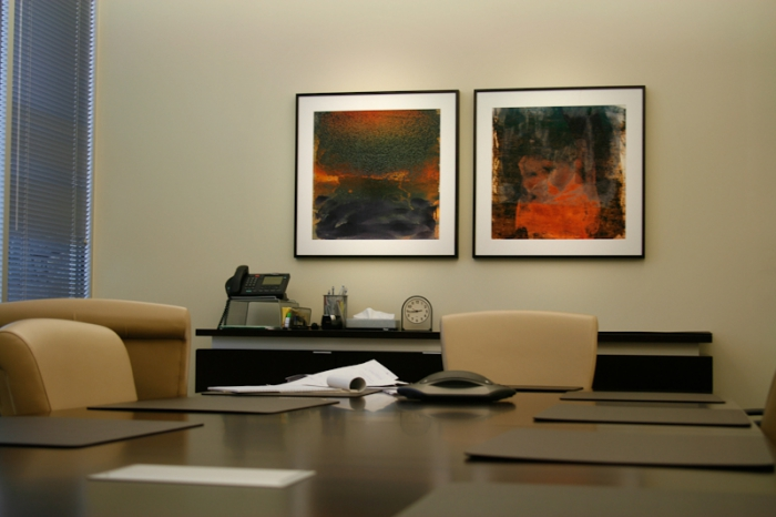 Installation at Fox Rothschile LLP