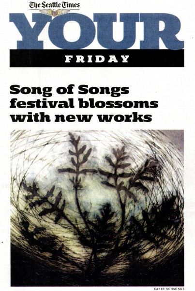 Song of Songs, Seattle Times