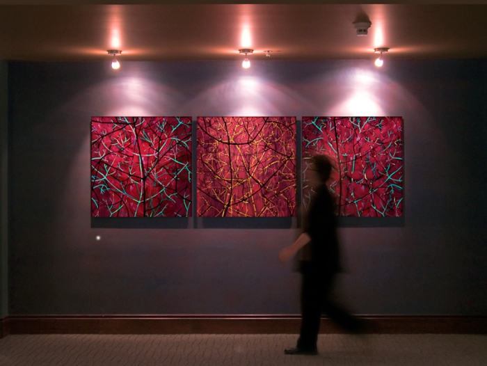 Commission Installed at South Seattle Office Building