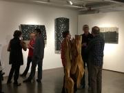 Walker Fine Art Opening